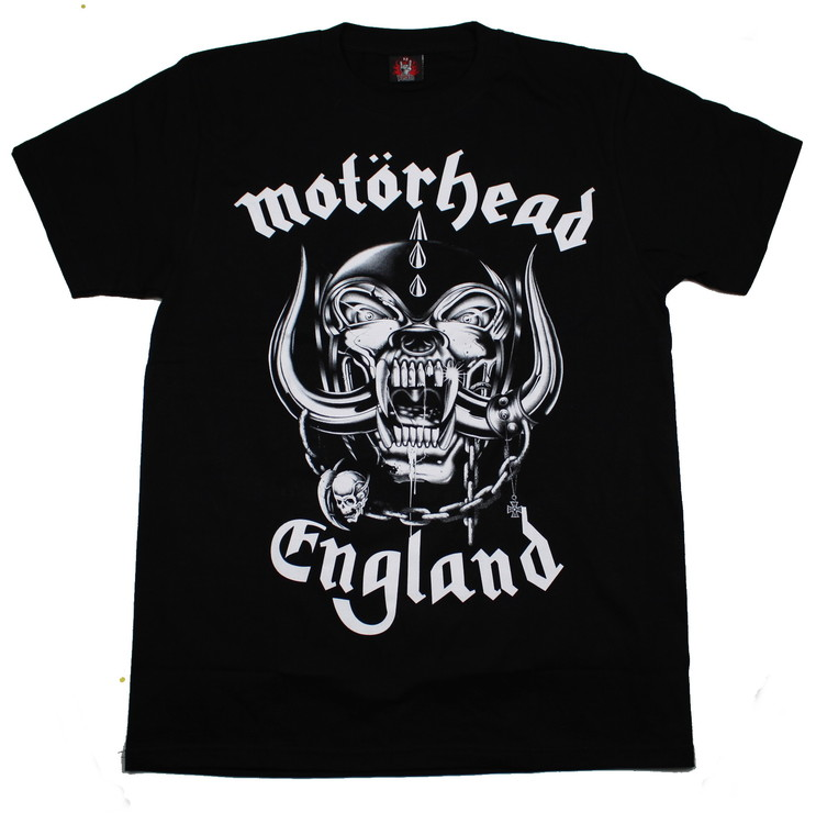 Motörhead England Everything louder than everything else T-shirt