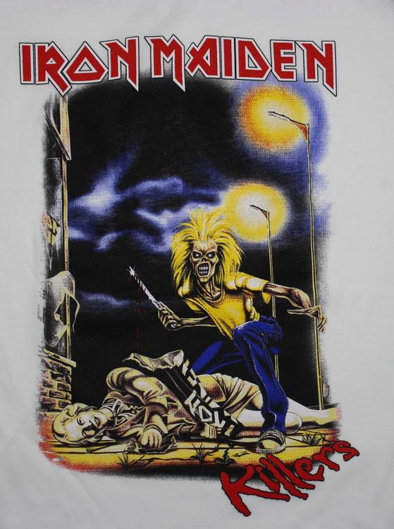 Iron maiden Killers baseballshirt