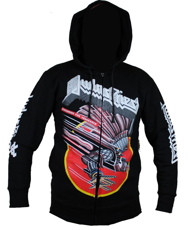 Hoodie Judas priest screaming for vengance
