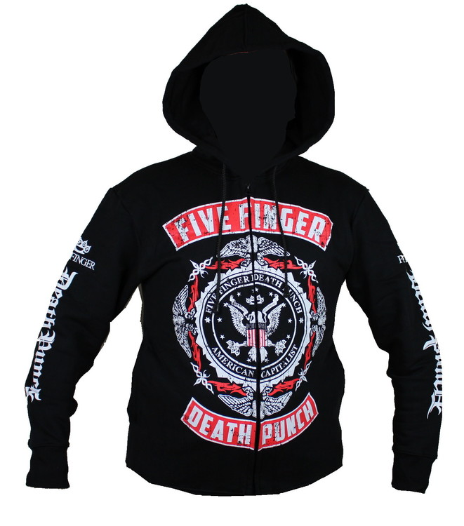 Hoodie Five finger death punch