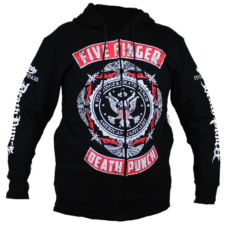 Five finger death punch Hoodie