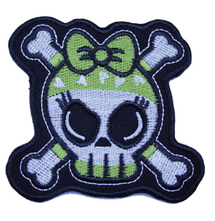 Cute skull/bones