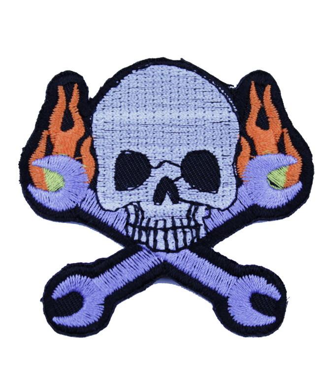 Skull/tools