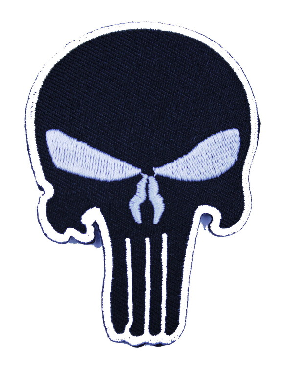 Punisher black