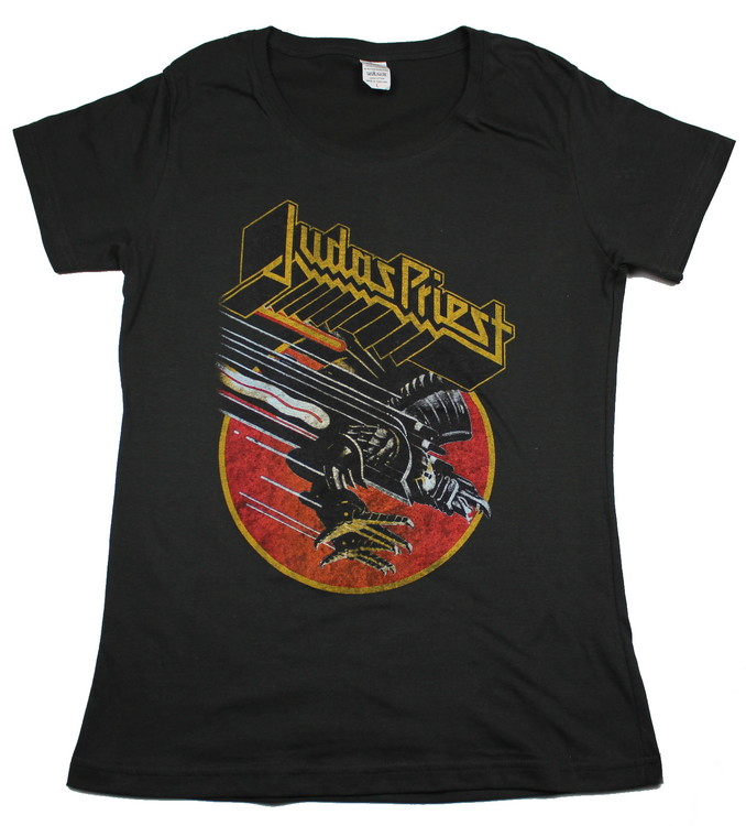 Girlie t-shirt Judas priest screaming for vengance