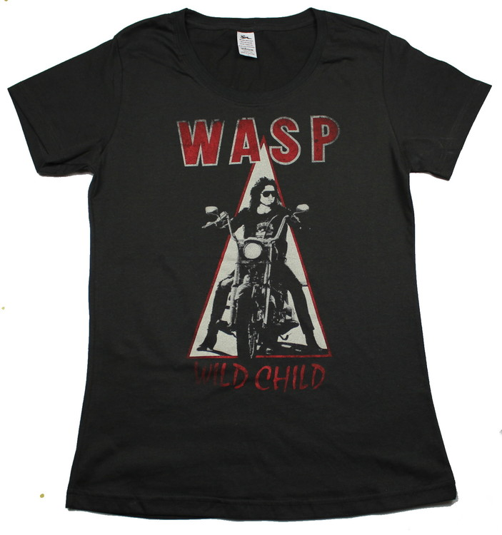 Girlie t-shirt Wasp Wild child