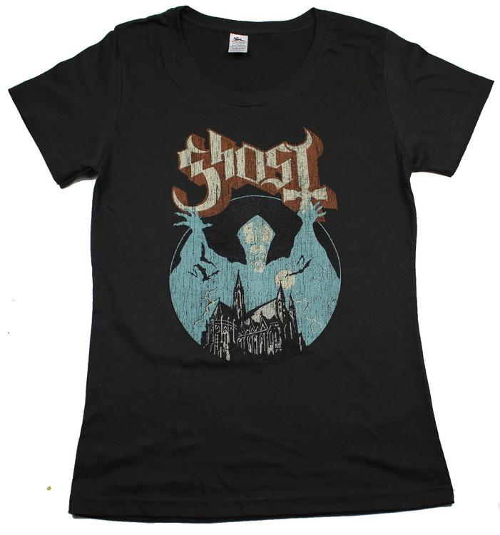 Ghost Girlie t-shirt
