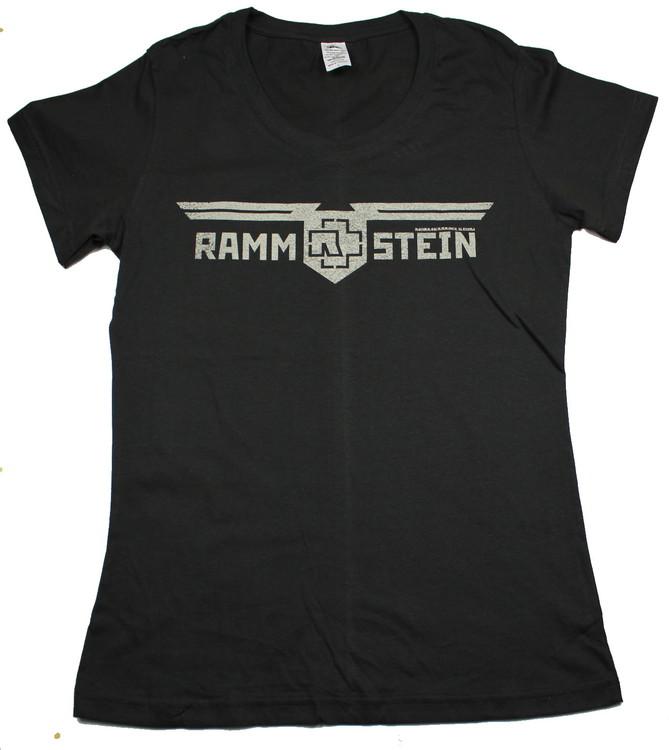 Girlie t-shirt Rammstein