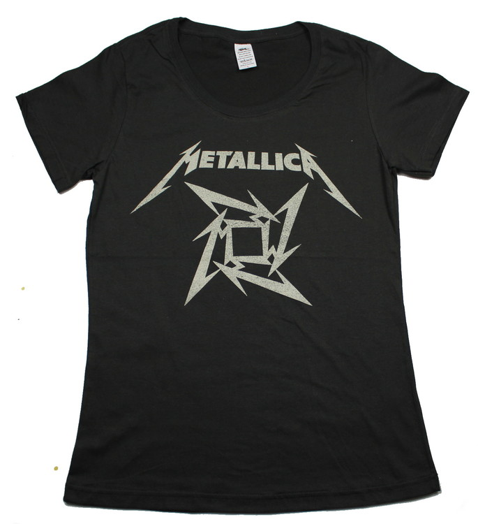 Girlie t-shirt Metallica