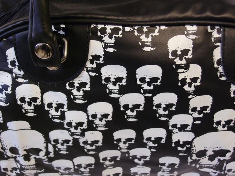 Handväska Small skulls