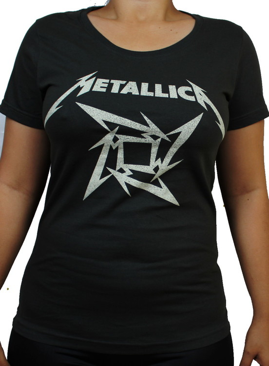 Metallica Girlie t-shirt