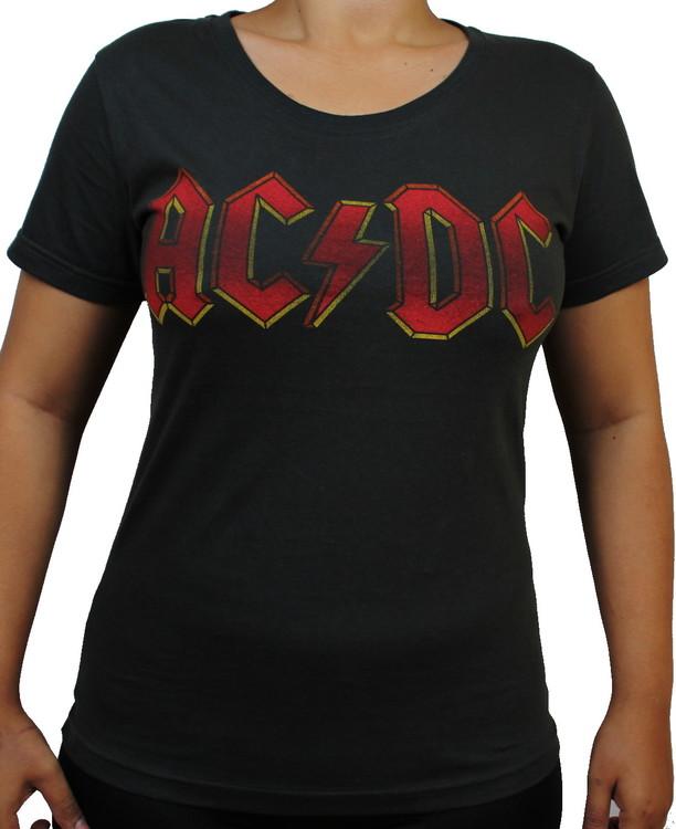 AC/DC Girlie t-shirt