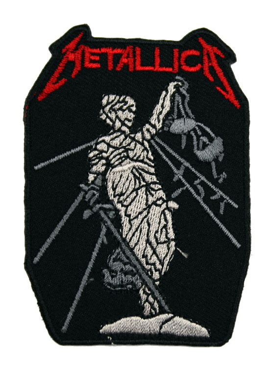 Metallica..and justice for all