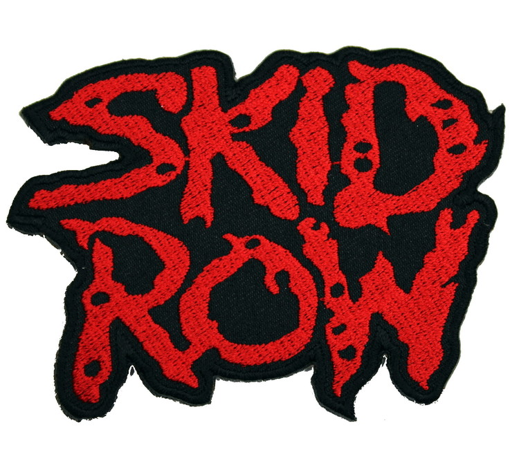 Skid row red