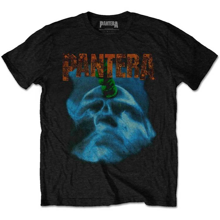 Pantera Men's Tee: Far Beyond Driven World Tour