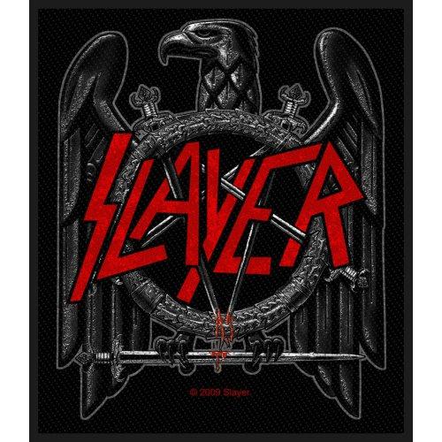 Slayer Standard Patch: Black Eagle