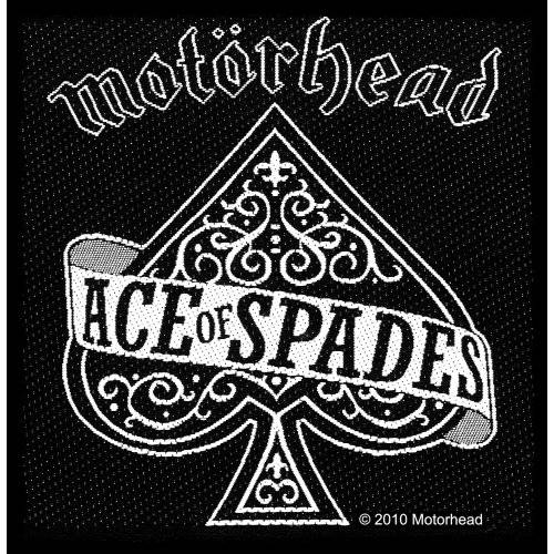 Motörhead Patch: Ace Of Spades