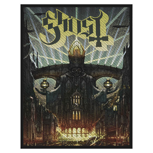 Ghost Standard Patch: Meliora