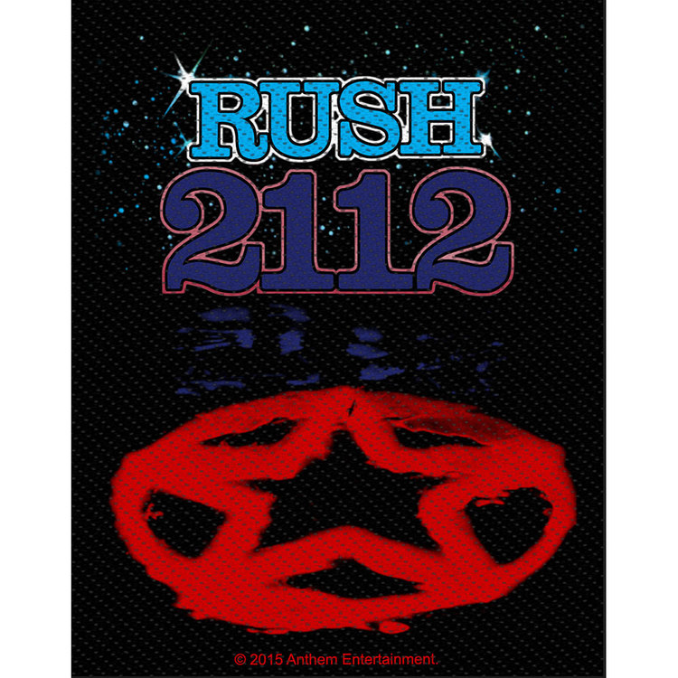 Rush Patch: 2112