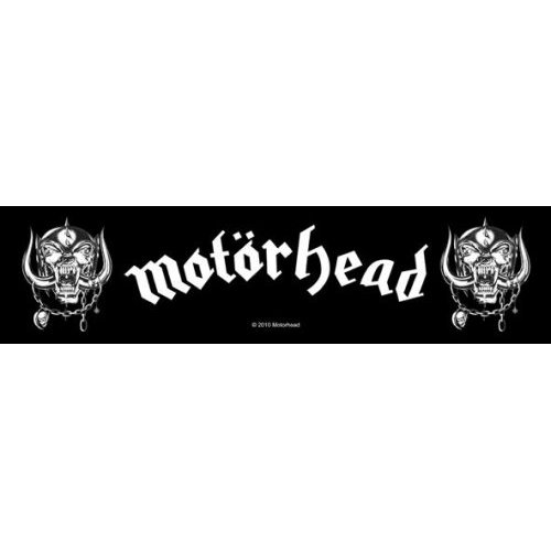 Motörhead Super Strip Patch: War Pigs