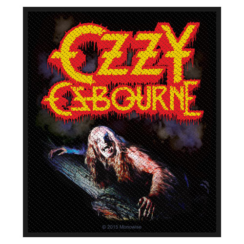 Ozzy Osbourne Patch: Bark At The Moon