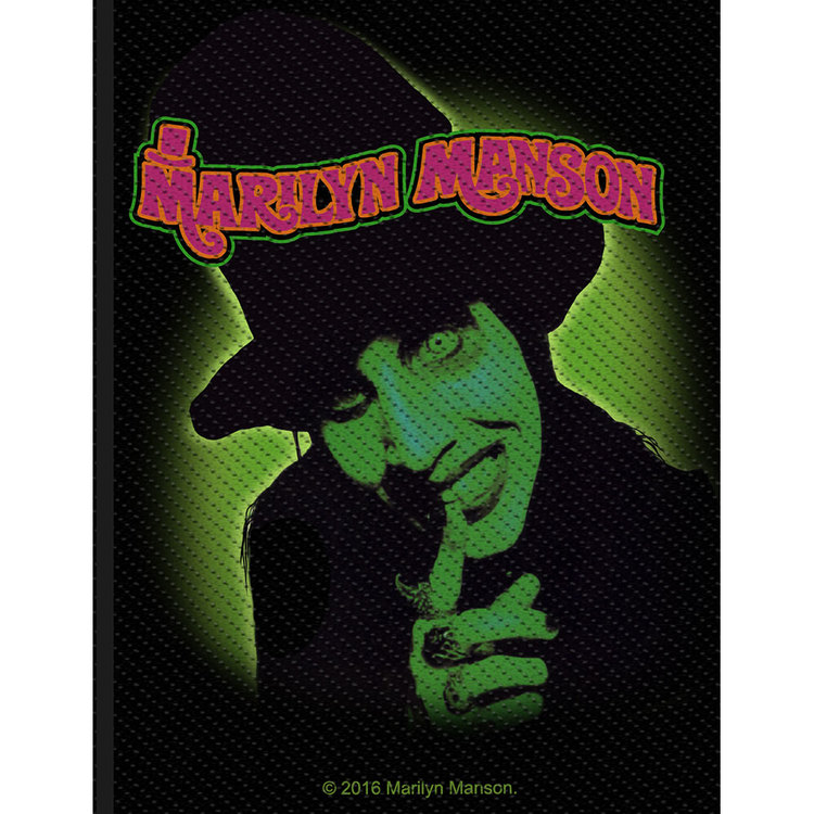 Marilyn Manson Patch: Smells Like Children