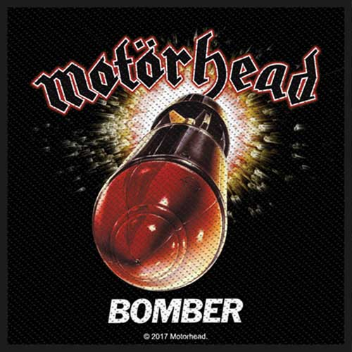 Motörhead Patch: Bomber