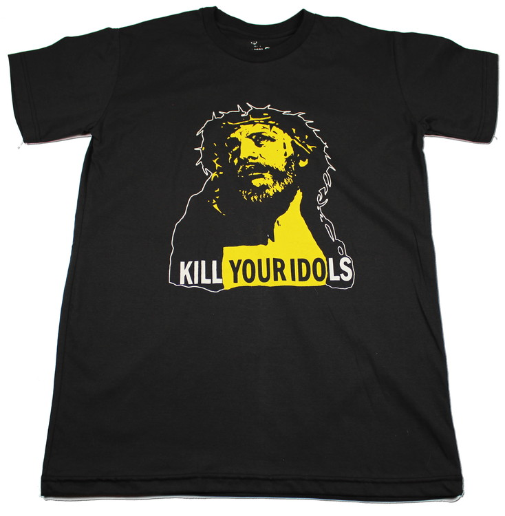 Kill your idols T-shirt