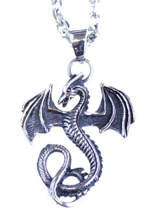 Halsband Flying dragon