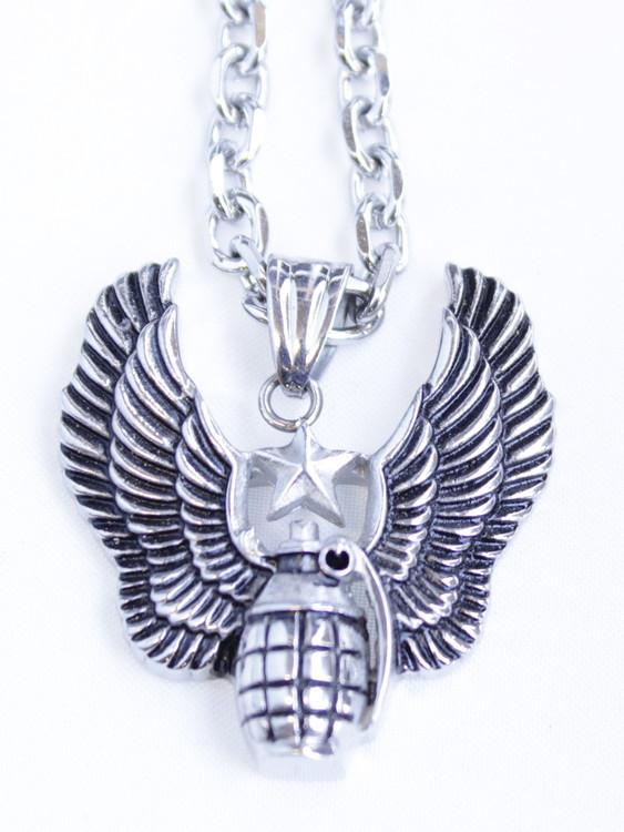 Halsband Grenade/wings