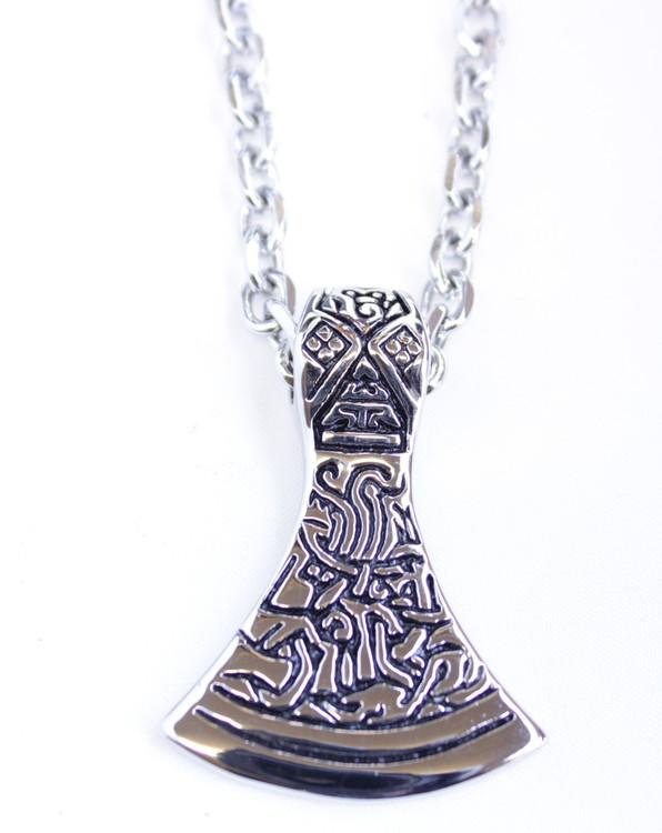 Halsband Viking axe