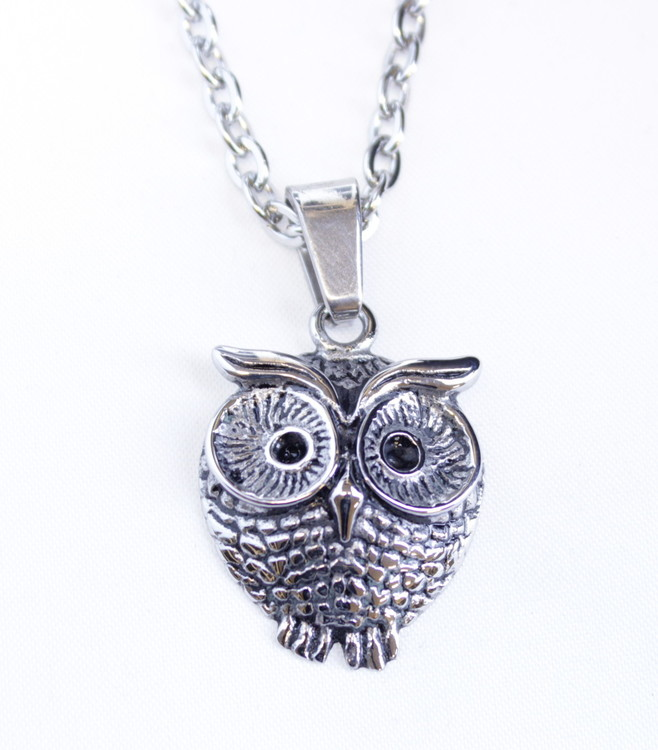Halsband Small owl