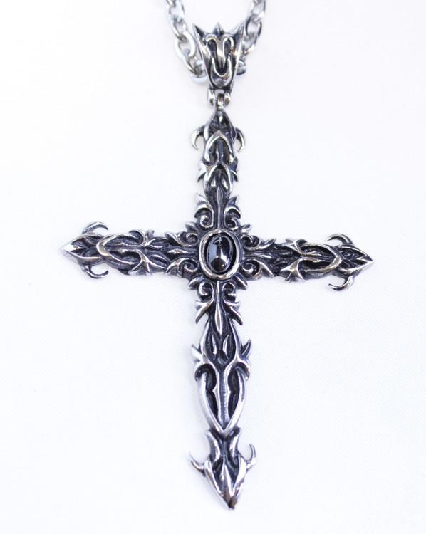 Halsband Ornamentcross