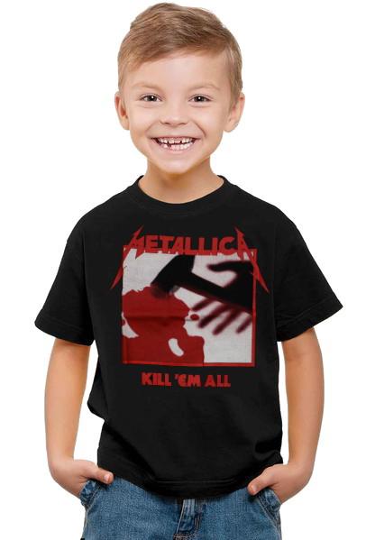 Metallica Kill em all barn t-shirt