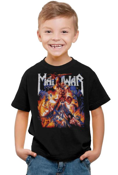 Manowar Barn t-shirt