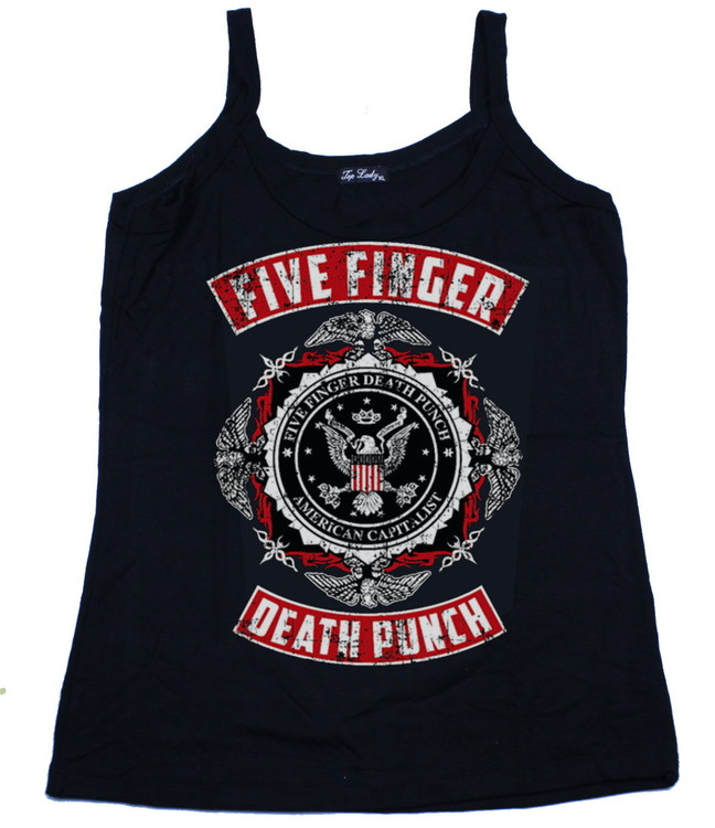 Five finger death punch Stringlinne
