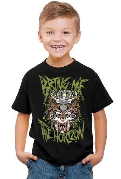 Bring me the horizon barn t-shirt