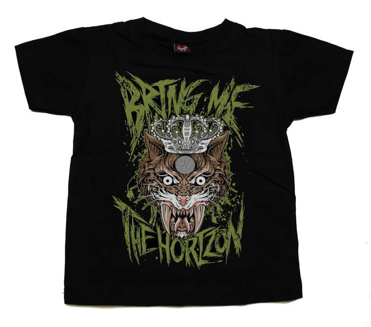 Barn t-shirt Bring me the horizon