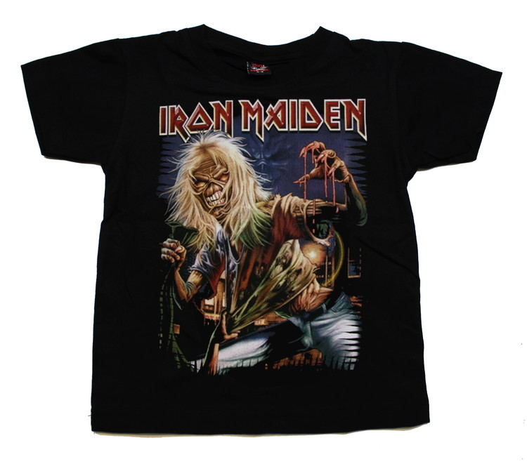Barn t-shirt Iron maiden Eddie