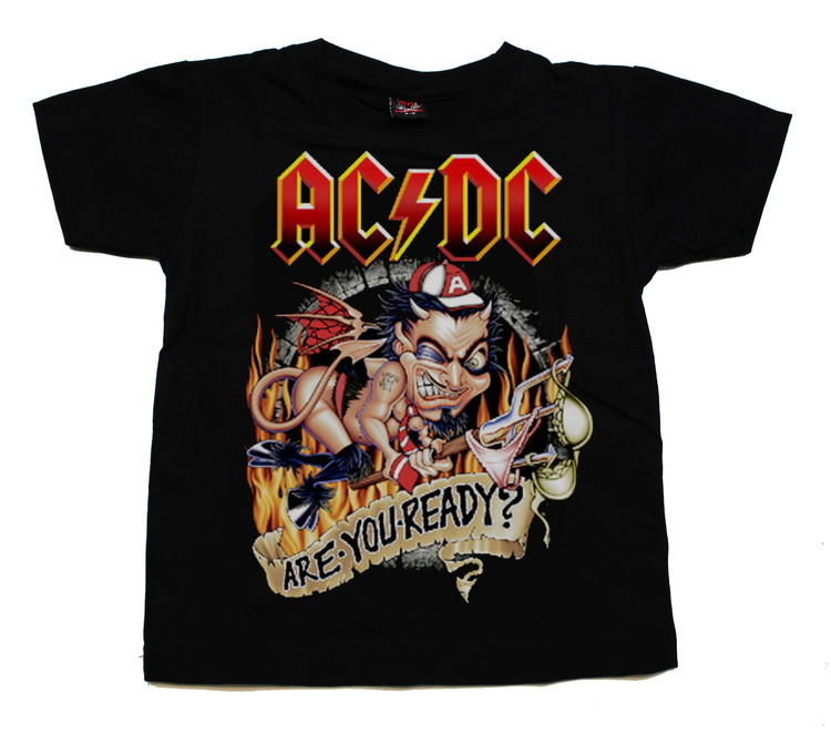 Barn t-shirt Ac/dc Are you ready