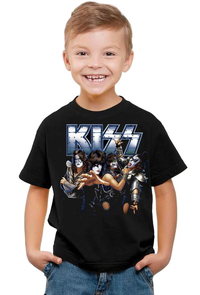 Kiss barn t-shirt