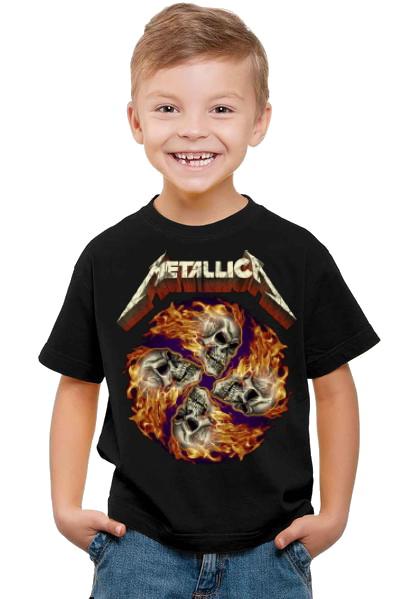Metallica skulls Barn t-shirt