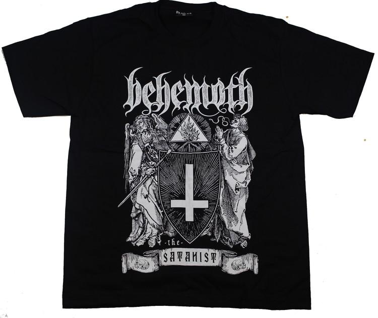 Behemoth The satanist T-shirt