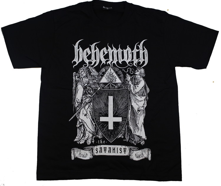 Behemoth The satanist T-shirt