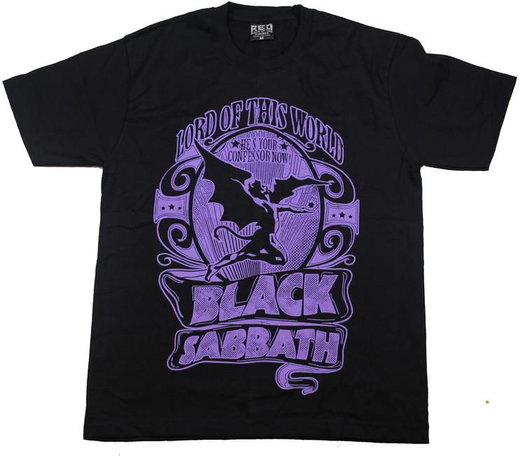 Black sabbath Lord of this world T-shirt
