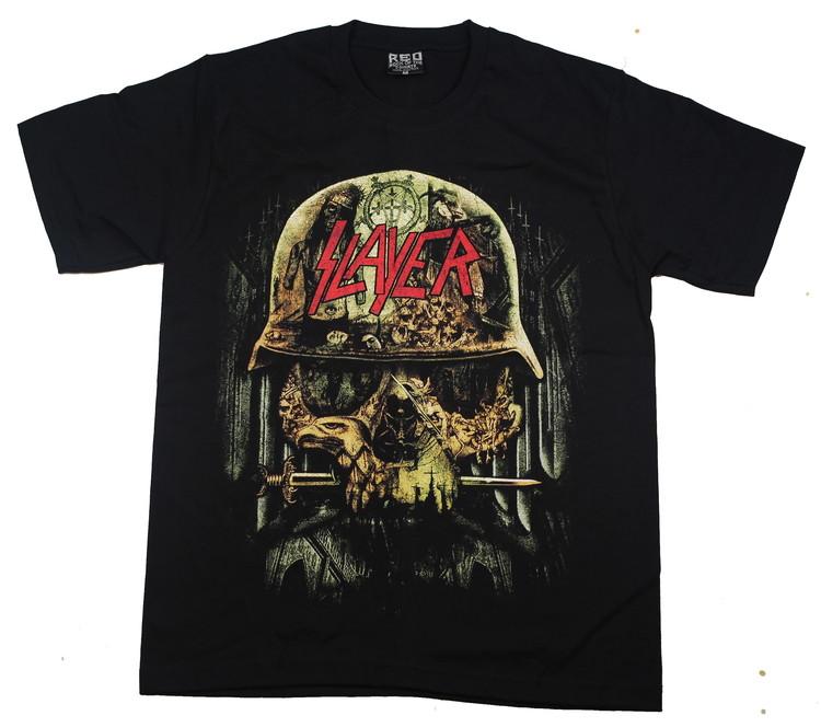 Slayer Skull T-shirt