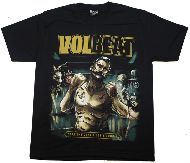 Volbeat Seal the deal & let´s boogie