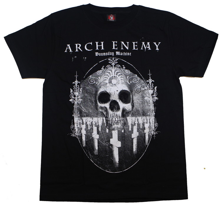 Arch enemy Doomsday machine T-shirt