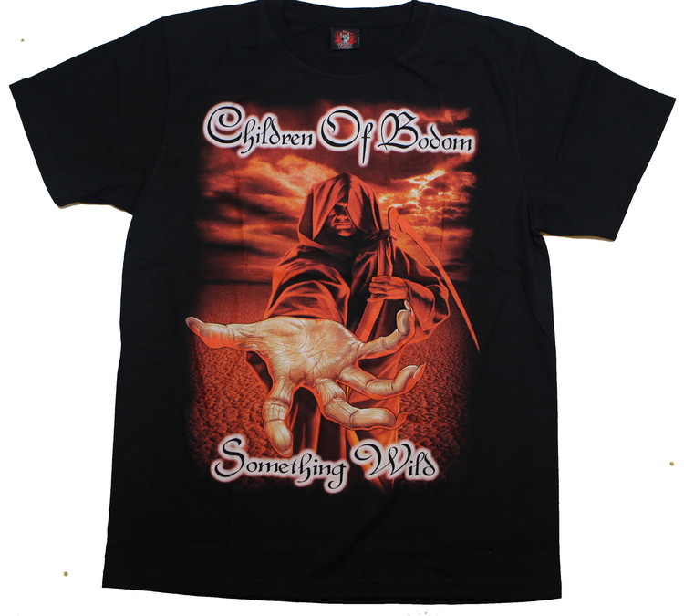 Children of bodom Something wild T-shirt