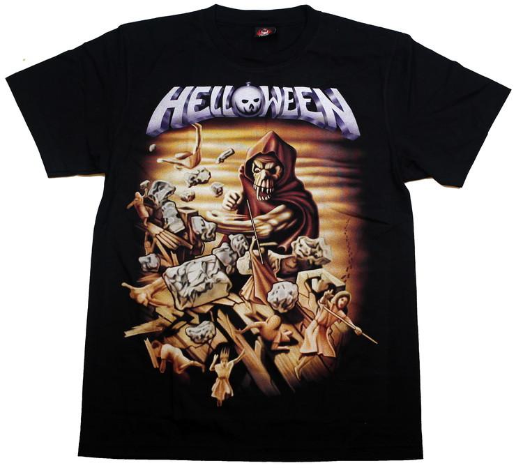Helloween Wall of jericho T-shirt